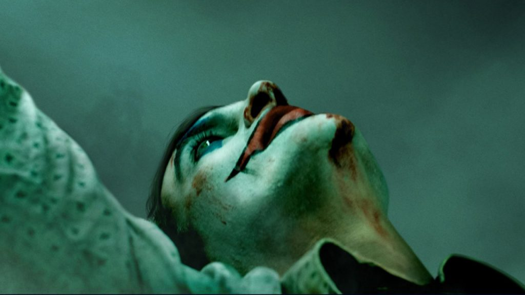 Joker encarnado por Joaquin Phoenix. Universal