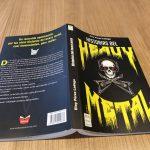 Historias del Heavy Metal no aptas para lindos corderitos