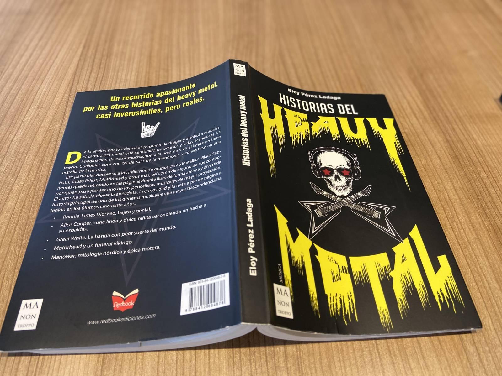 "Historias del Heavy Metal no aptas para lindos corderitos<span class=""wtr-time-wrap after-title""><span class=""wtr-time-number"">11</span> minutos de lectura</span>"