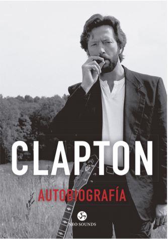 Portada del libro Autobiografía, de Clapton