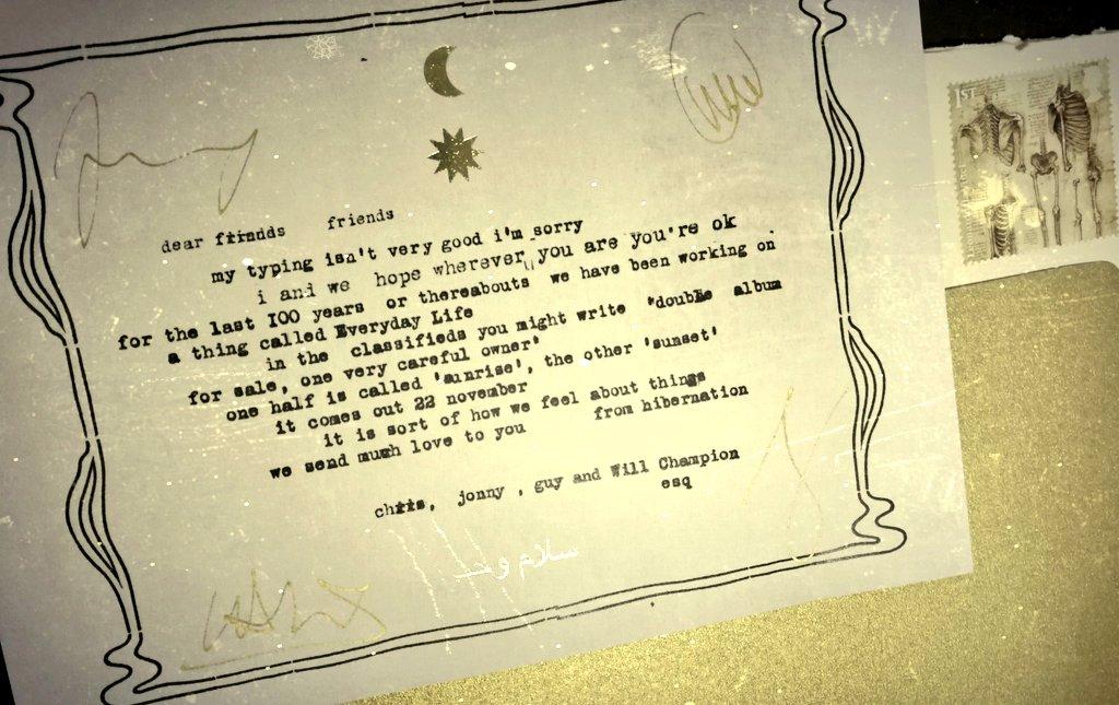 Carta a un fan