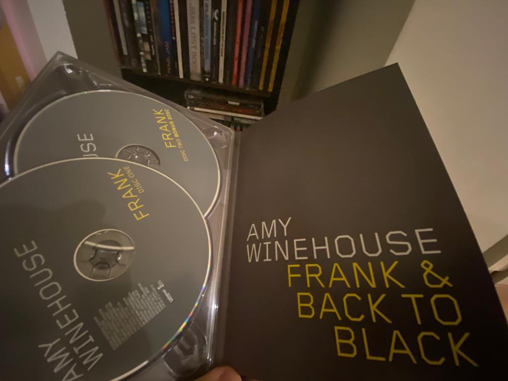 Discografía de Amy Winehouse 02