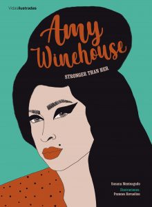 """Stronger than her, la biografía de Amy Winehouse llega a las librerías<span class=""""wtr-time-wrap block after-title""""><span class=""""wtr-time-number"""">8</span> minutos de lectura</span>"""