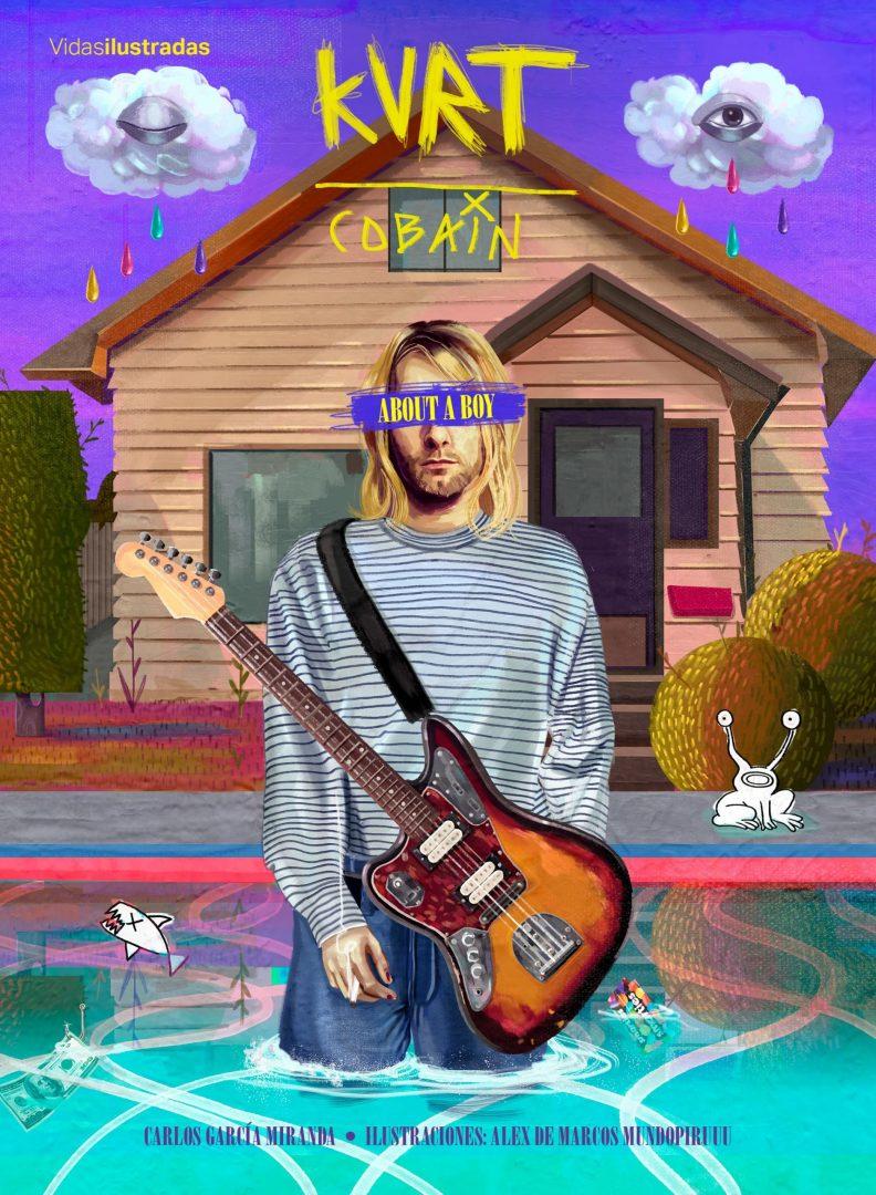 About a boy, la biografía de Kurt Cobain más auténtica y accesible