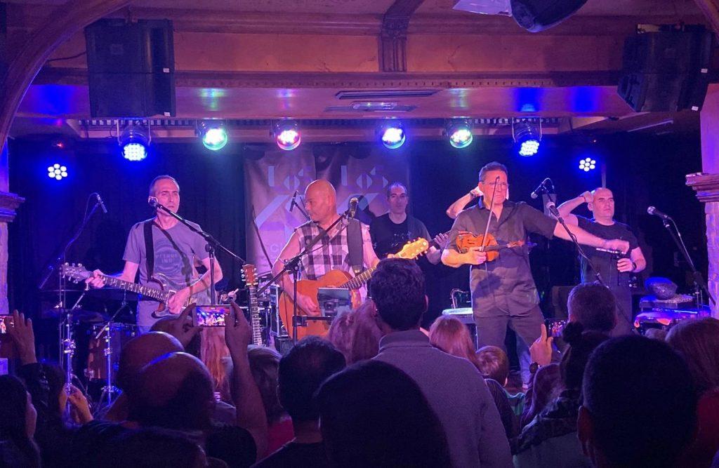 Celtas Cortos en concierto