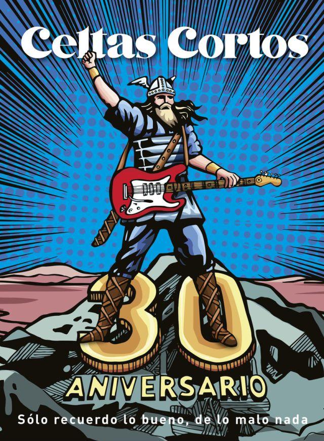 30 aniversario de Celtas Cortos