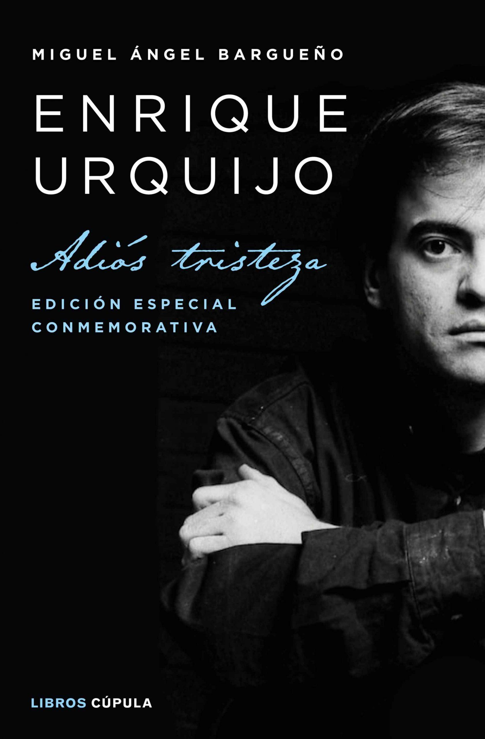 """El libro perfecto para recordar a un genio, Enrique Urquijo<span class=""""wtr-time-wrap after-title""""><span class=""""wtr-time-number"""">14</span> minutos de lectura</span>"""
