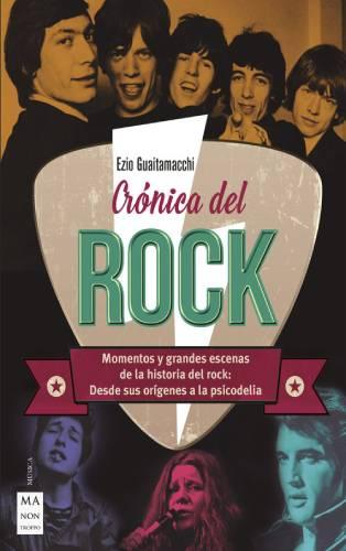 Crónica del Rock 1 -5libros