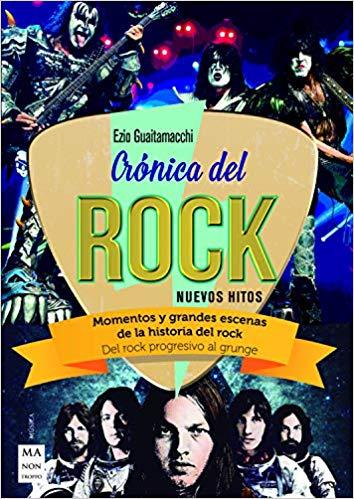 Crónica del Rock 2 -5libros
