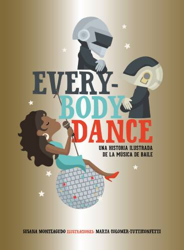 Everybody dance -5libros