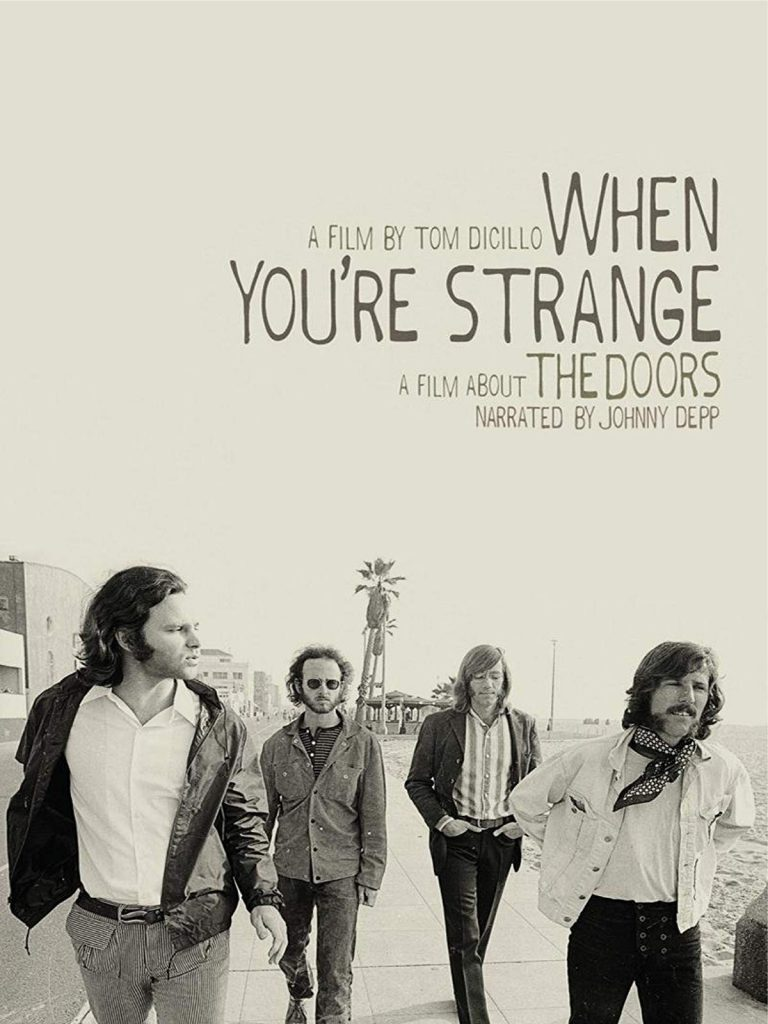 Pelicula When you're strange