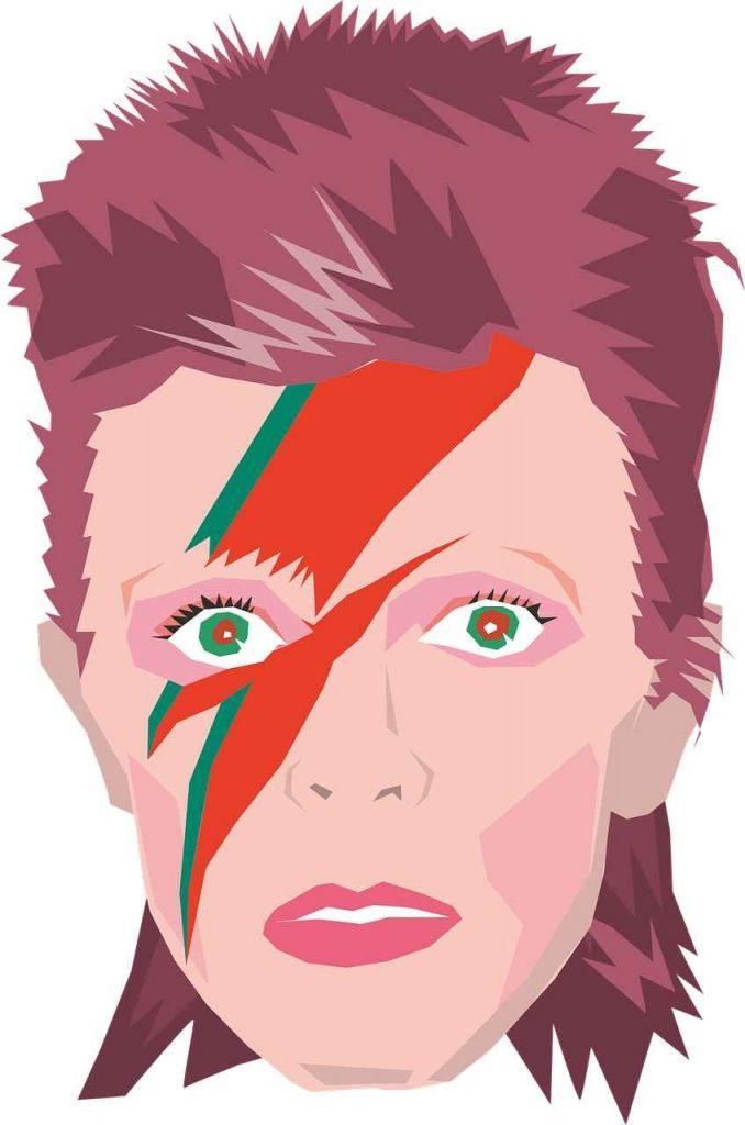 Bowie, el camaleón
