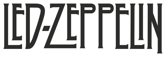 Logo de Led Zeppelin