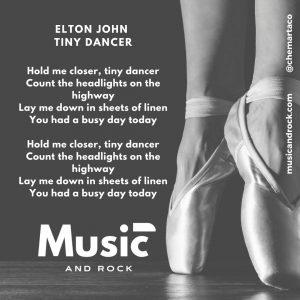 Elton John - Tiny Dancer Tip