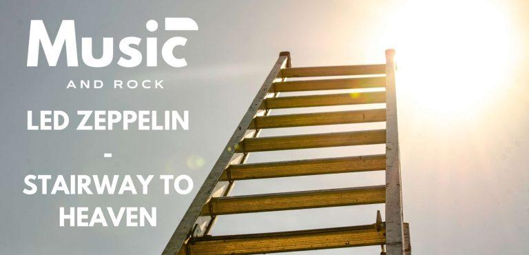 El análisis más completo sobre Stairway to heaven, la cumbre del rock
