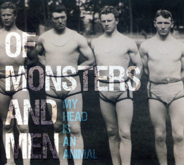 Versión 2 de Portada de My head is an animal de Of Monsters and Men