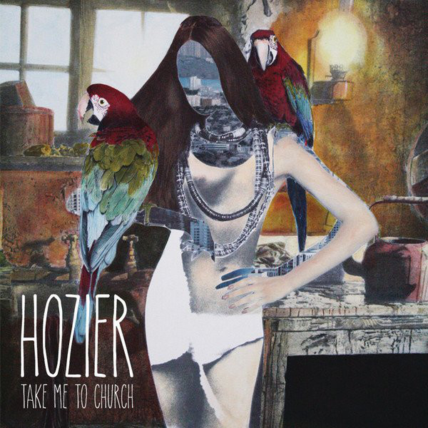 Single de Take me to church de Hozier