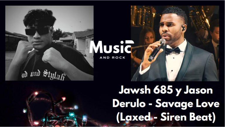 Significado de Savage Love (Laxed-Siren beat), la genial sintonía de un adolescente neozelandés que Jason Derulo convertirá en canción del verano 2020