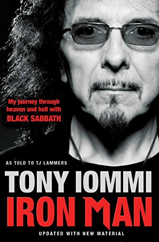 Libro de Tony Iommy