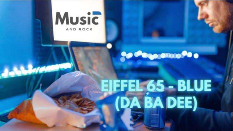 Blue (Da Ba Dee) de Eiffel 65 cobra segunda vida con varias versiones dos décadas después