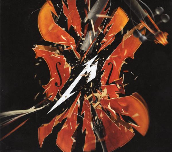 Portada del S&M 2 de Metallica