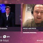 Music and Rock, Premio al Mejor Blog Personal de los Premios 20Blogs de 20minutos