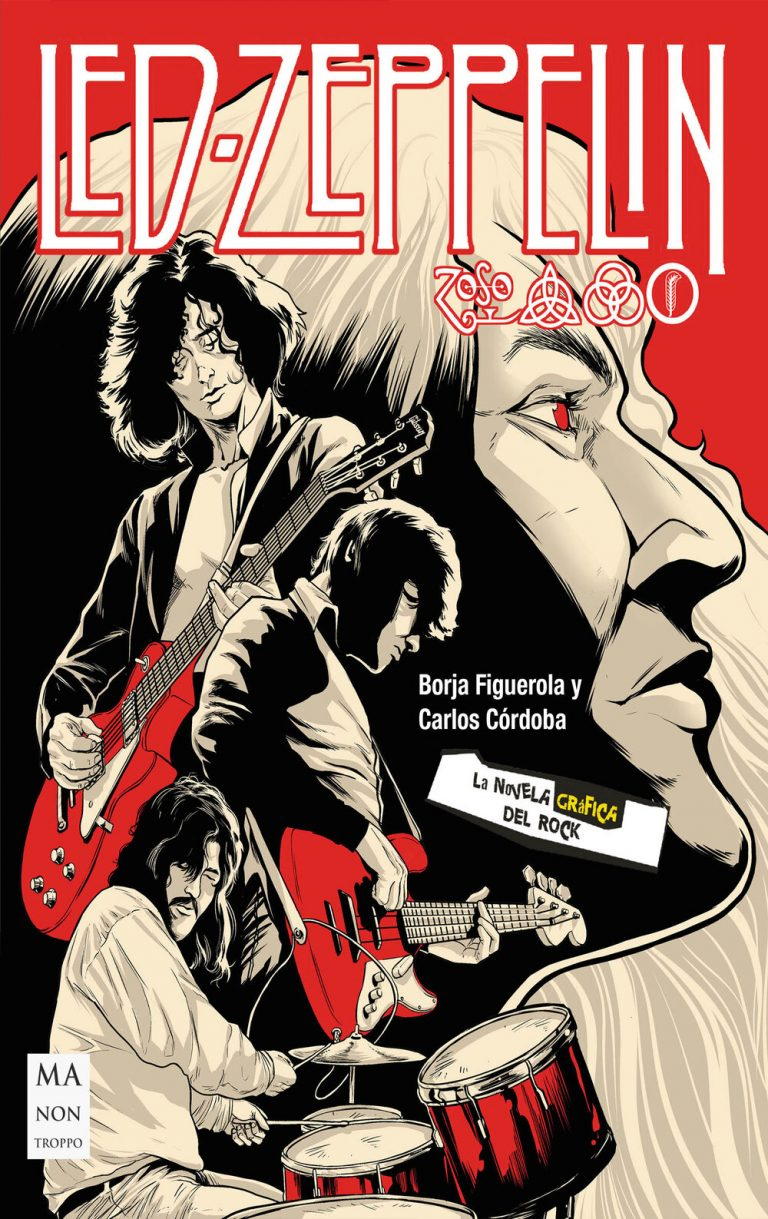 Led Zeppelin o la banda que elevó el rock a la categoría de misticismo y calidad