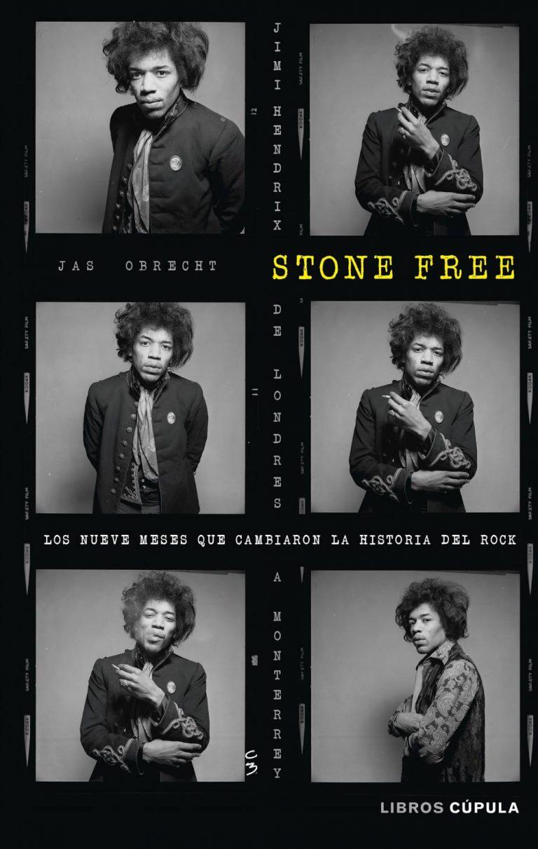 El mejor homenaje a Jimi Hendrix, en el 50 aniversario de su muerte, tiene forma de libro