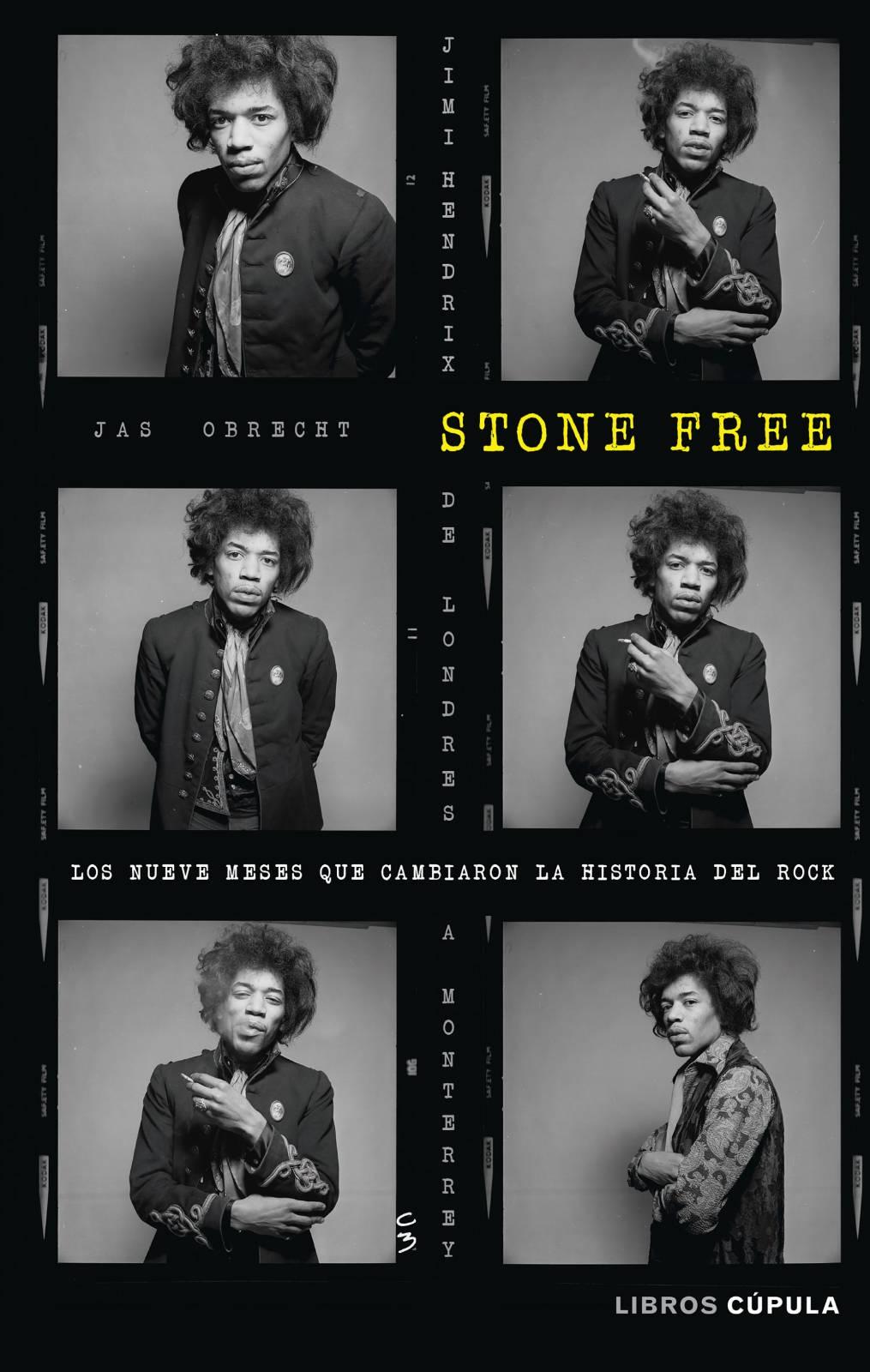 """En este momento estás viendo El mejor homenaje a Jimi Hendrix, en el 50 aniversario de su muerte, tiene forma de libro<span class=""""wtr-time-wrap after-title""""><span class=""""wtr-time-number"""">9</span> minutos de lectura</span>"""