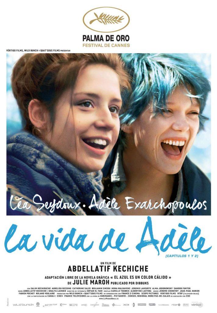 La vida de Adèle, la película