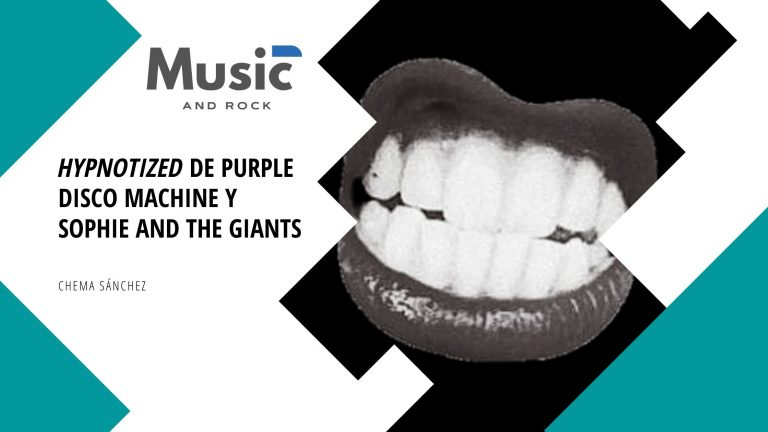 Purple Disco Machine y Sophie and the Giants arrasan con su ochentero Hypnotized