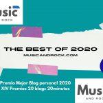 Las 100 mejores canciones de 2020