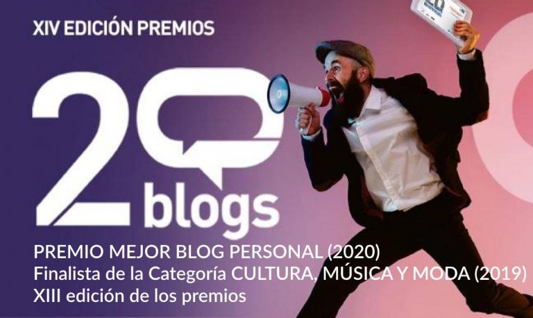 Music and Rock Premios 20 blogs
