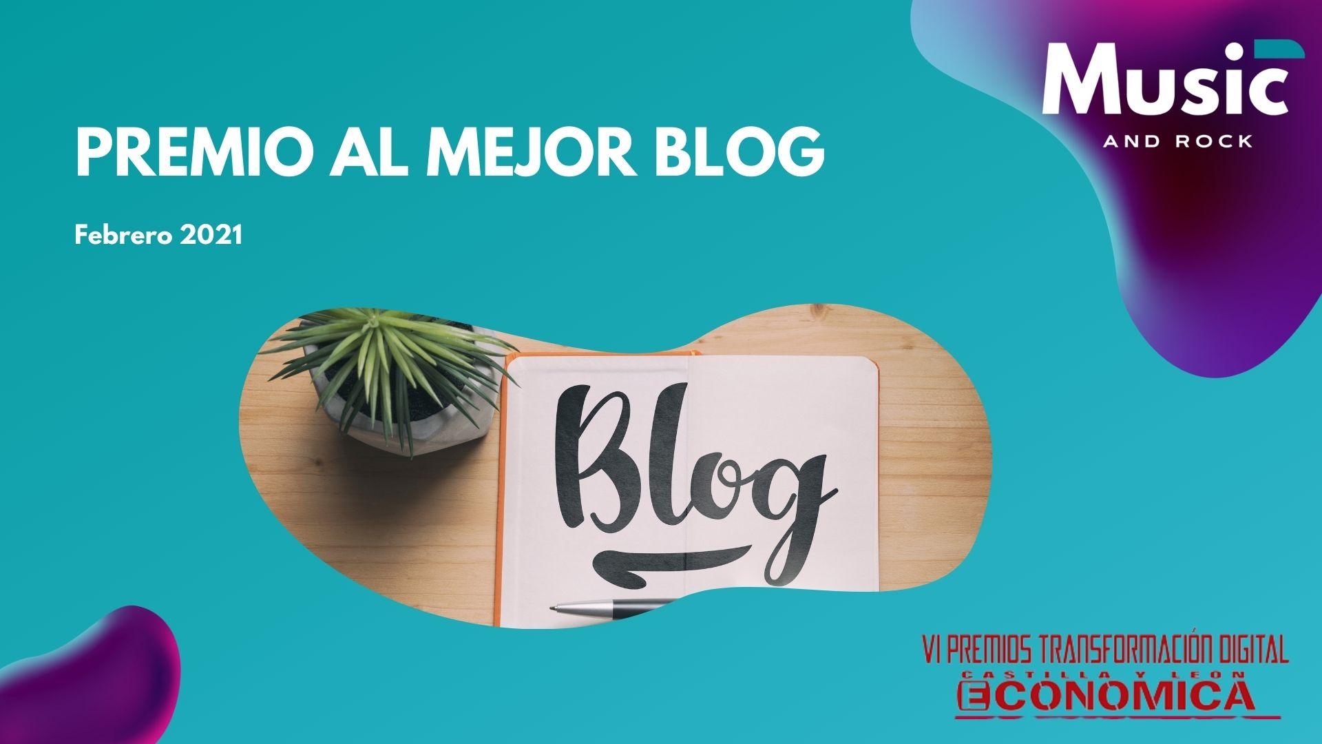 """Music and Rock, Premio al Mejor Blog en los VI Premios Transformación Digital de Castilla y León<span class=""""wtr-time-wrap after-title""""><span class=""""wtr-time-number"""">7</span> minutos de lectura</span>"""