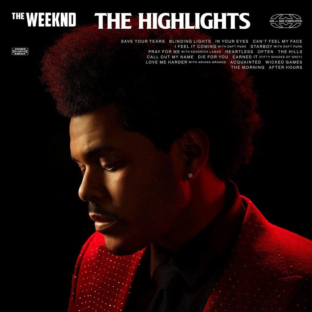 Portada de The Highlights de The Weeknd