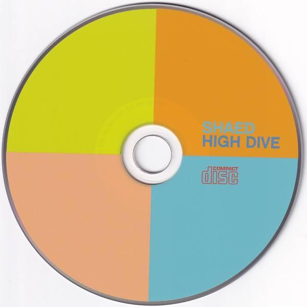 Interior del disco High Dive de SHAED