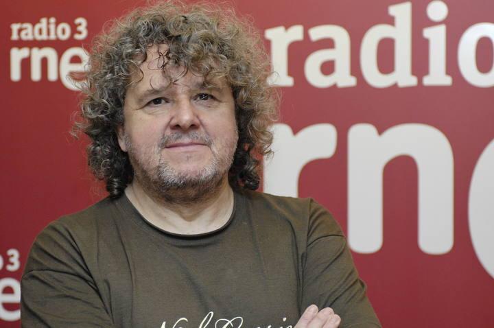 Julio Ruiz, leyenda viva de la radio. Fotografía de RTVE